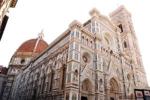 The wonderful Cupola Duomo in Firenze