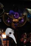 Beautiful Carnival masks in Venice