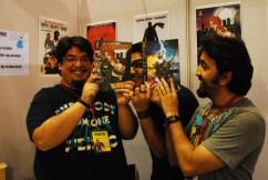 The Meta Desi Boys at Comic Con Delhi 2014 Photograph by Aditi Dhar