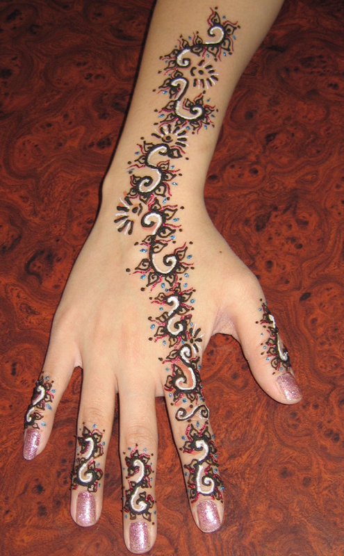 Mehandi Designs Khushifairy