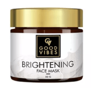 Good Vibes Brightening Face Mask
