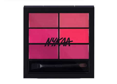 Nykaa Sealed With A Kiss Lip Palette