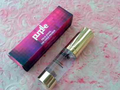 Packaging Of Purplle True Jewel 24K Gold Primer