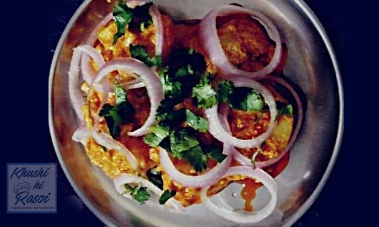 मसालेदार तंदूरी आलू रेसिपी | Spicy Tandoori Potato Recipe