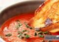 पिज़्ज़ा और टमाटर का सूप रेसिपी | Easy Pizza with Tomato Soup Recipe