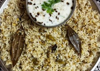 मूंग दाल चावल रेसिपी | How to make Mung Bean Rice