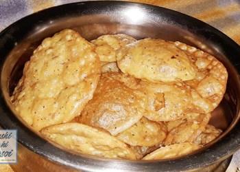 क्रीस्पी पूरी रेसिपी | How to Make Amazing Crispy Masala Puri