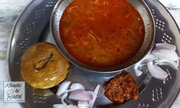 दाल बाफले रेसिपी | How to Make Delicious Dal Bafla