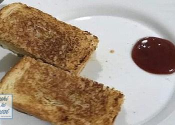 टोस्ट सैंडविच रेसिपी | How to Make Easy Toast Sandwich | Breakfast