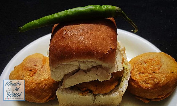 वड़ा पाव रेसिपी | How to Easy and Yummy Mumbai Style Vada Pav