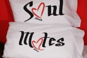 Soul Mates Pillows