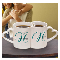 Connected Couple Mugs