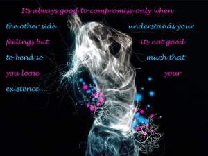 Compromise..