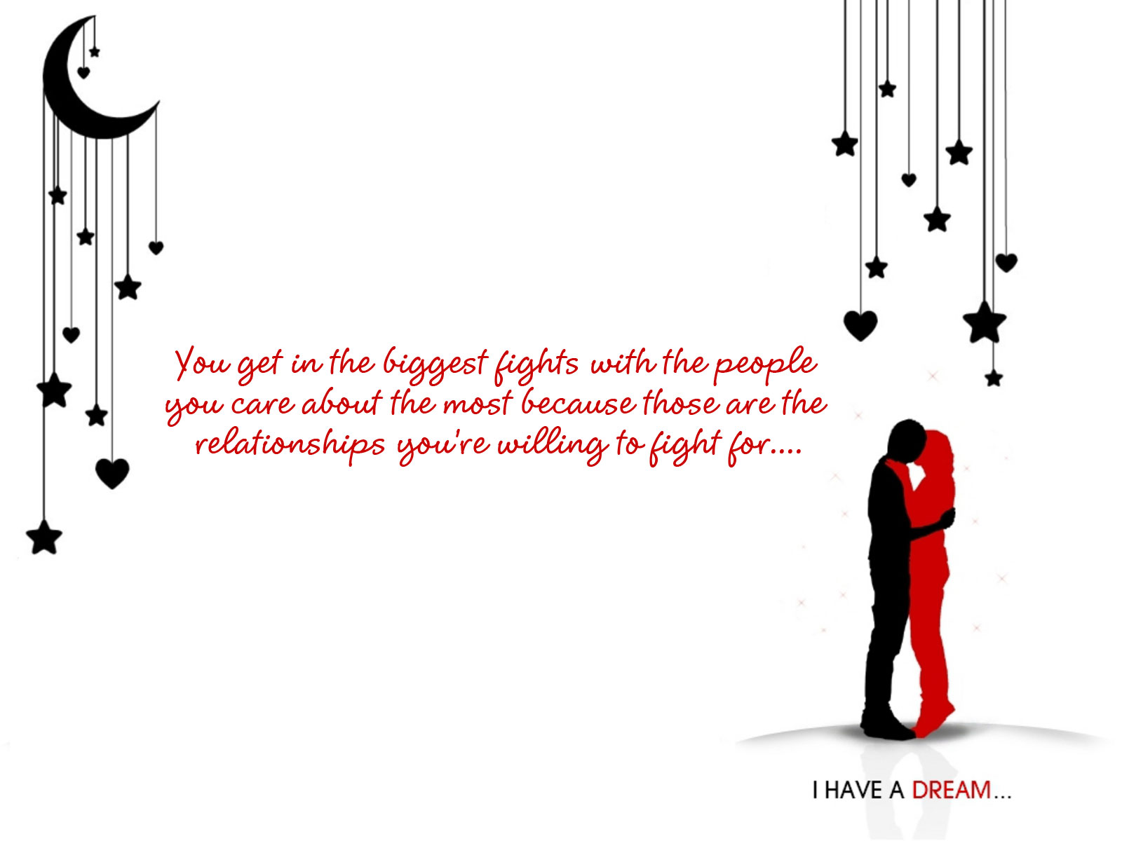 Fight For What You Love Quotes You Get In The Biggest Fights » Love Quotes » Khyati Kothari Diy
