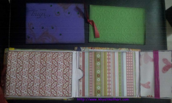 Accordin Mini Album Scrapbook 2 5