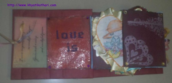 Some pictures of Valentines Day Album Scrapbook4 2