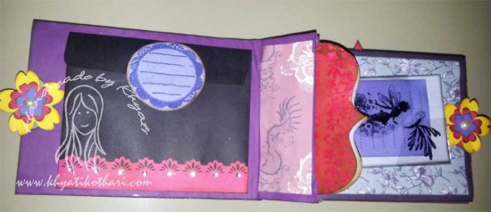 Another Paper Bag Mini Album Scrapbook6 4