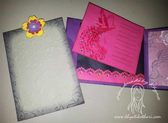 Another Paper Bag Mini Album Scrapbook6 5
