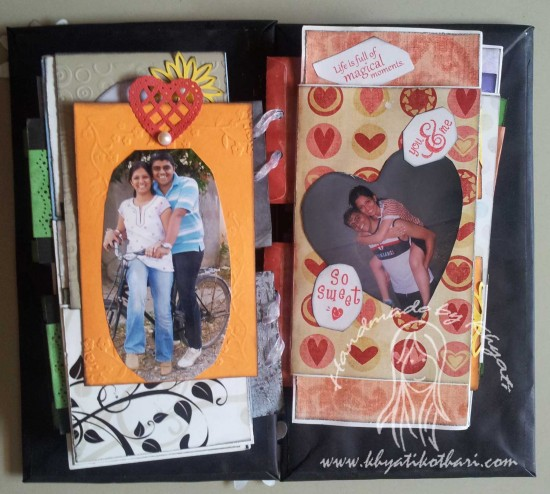 Another Scrapbooking Album Scrapbook7 17