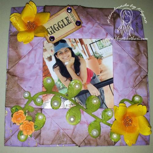 Handmade Photo Frame PhotoFrame 1