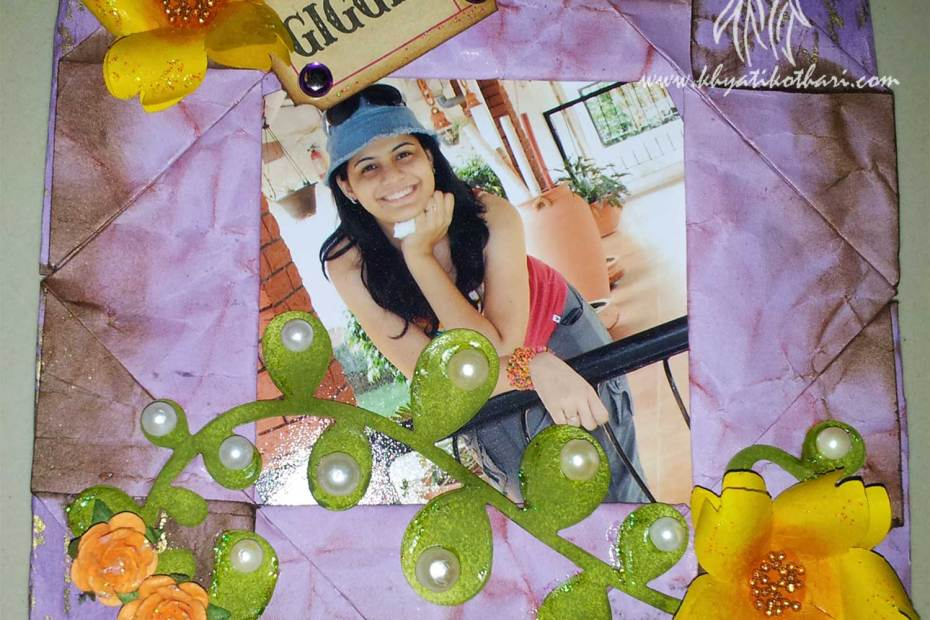 Handmade Photo Frame PhotoFrame 1