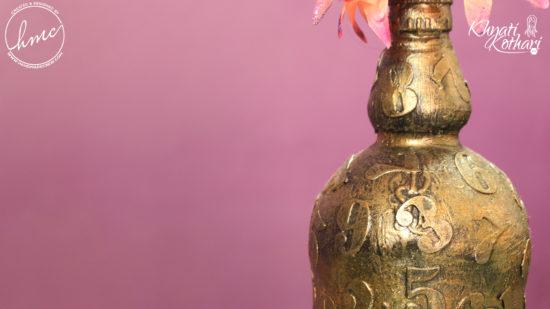 DIY vintage flower vases 3 1
