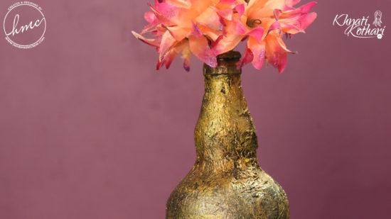 DIY vintage flower vases 4 1