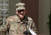 جنرل نکولسن طالبانو سره امن مذاکراتو سټرټيجى کاميابى ګرځولى