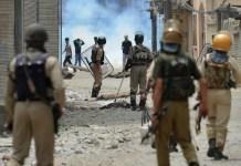 سري نګر: هندي فوج ډوز کښې دري کشميري ځوانان شهيدان شوي