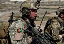 ننګرهار ولايت کښي دافغان کمانډوز عملياتو کښي پنځه جنګيالي وژل شوي