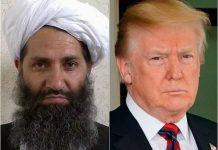 دافغان طالبانو مشر ملاهيبت الله امريکې سره د مذاکراتو پخلې کړې