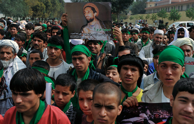 کابل کښې د احمدشاه مسعود برسي په موقع جلسونه ويستلي شوي