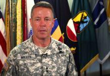 جنرل سکاټ ملر افغانستان کښي د ناټو ځواکونو نوي کمانډر مقرر کړي شوي