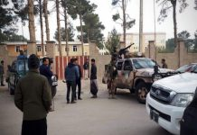 افغانستان کښي قانون نافذ کونکي چارواکو د ترک افغان سکول استاذان او طالب علمان ګرفتار کړي