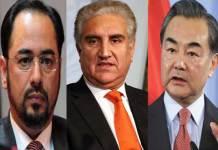 دپاکستان،افغانستان او چين ترمينځه سه فريقي مذاکرات نن کابل کښې کيږي
