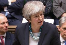 برطانوي وزيراعظم بريګزټ باندي پارليمان کښې کيدونکي رائے شماري موخر کړې