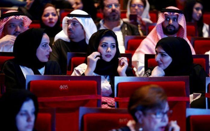 سعودي عرب کښې د وړومبې سنيما پرانسته نن کيږي