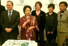 اقوام متحده کښې يوم پاکستان خوندوره دستوره شوې