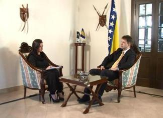 Nadia Khattak Special Interview With Bosnian Ambassador Dr Nedim Makarevic