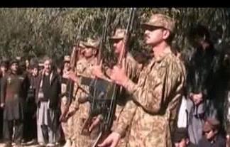 COAS General Raheel Sharif salute to Aitzaz services and declare him a national hero