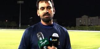 Muhammad Hafeez Player #peshawarzalmi message for viewers