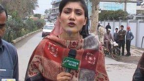 Kausar Awan ' s Report on excessive use of Pressure Horn in peshawer