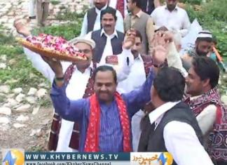 Report on Unique River Polution Protest By Naseer azam Dikhan