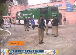 Justice on wheels: Mobile Court settles 33 cases:Report by Waheed Khan