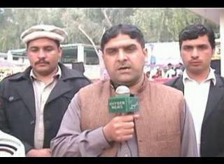 Malak Rahman report from Takht Bhai