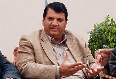 Amir Muqam requests NAB KP to postpone his assets case