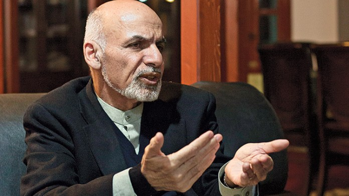 Afghan President Ghani extends ceasefire truce with Taliban