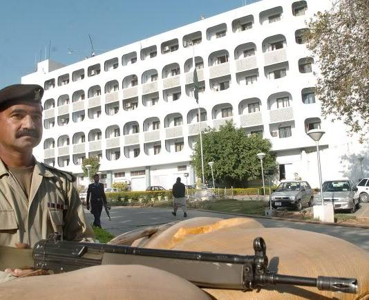 Pakistan's Foreign Office