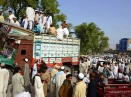 Return of TDPs from Afghanistan in progress