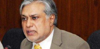LHC allows Ishaq Dar to contest Senate elections